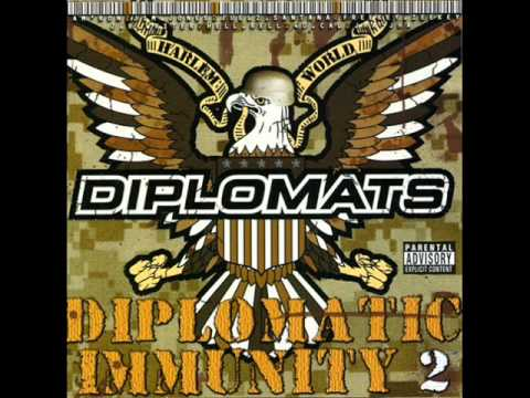 the diplomats i wanna be your lady
