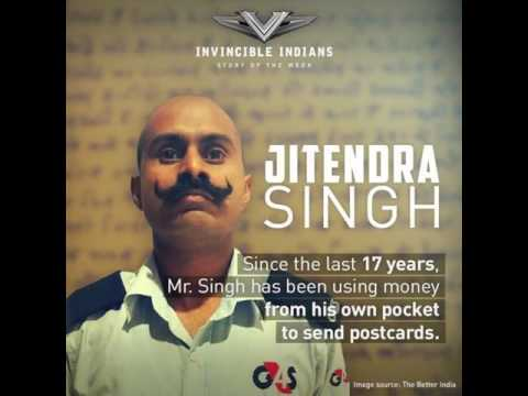 Bajaj V – Invincible Indians | Jitendra Singh ( Patriotic Security Guard )