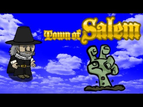 Town Of Salem - We're Not Dead Just Ret (Coven All Any)