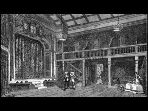 17th Century French Theatre Structures
