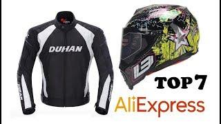 7 Товары для мотоцикла с Алиэкспресс Aliexpress Best Gadgets for motorcycle Товары для байкеров