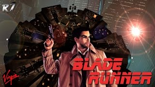 Blade Runner | PC | Longplay | Part 1 | HD 720p 60FPS