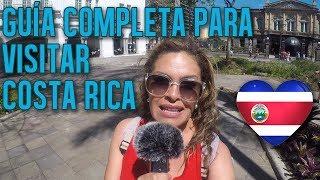 GUÍA Y CURIOSIDADES DE COSTA RICA 🇨🇷