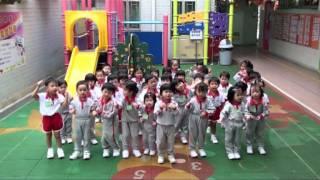 聖馬提亞堂肖珍幼稚園-齊唱「陽光笑容刷刷刷」歌唱短片比賽