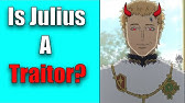 Is Julius Novachrono Evil Black Clover Manga Theory Youtube Considering characters like kaecilius can resist time manipulation without the stone, i imagine strange can too. is julius novachrono evil black