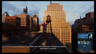 Directo de Marvel Spiderman  /Matias Gaming