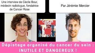 Dépistage du cancer du sein : le scandale