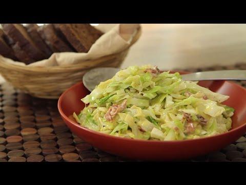 How to Make Creamed Cabbage | Cabbage Recipes | Allrecipes.com