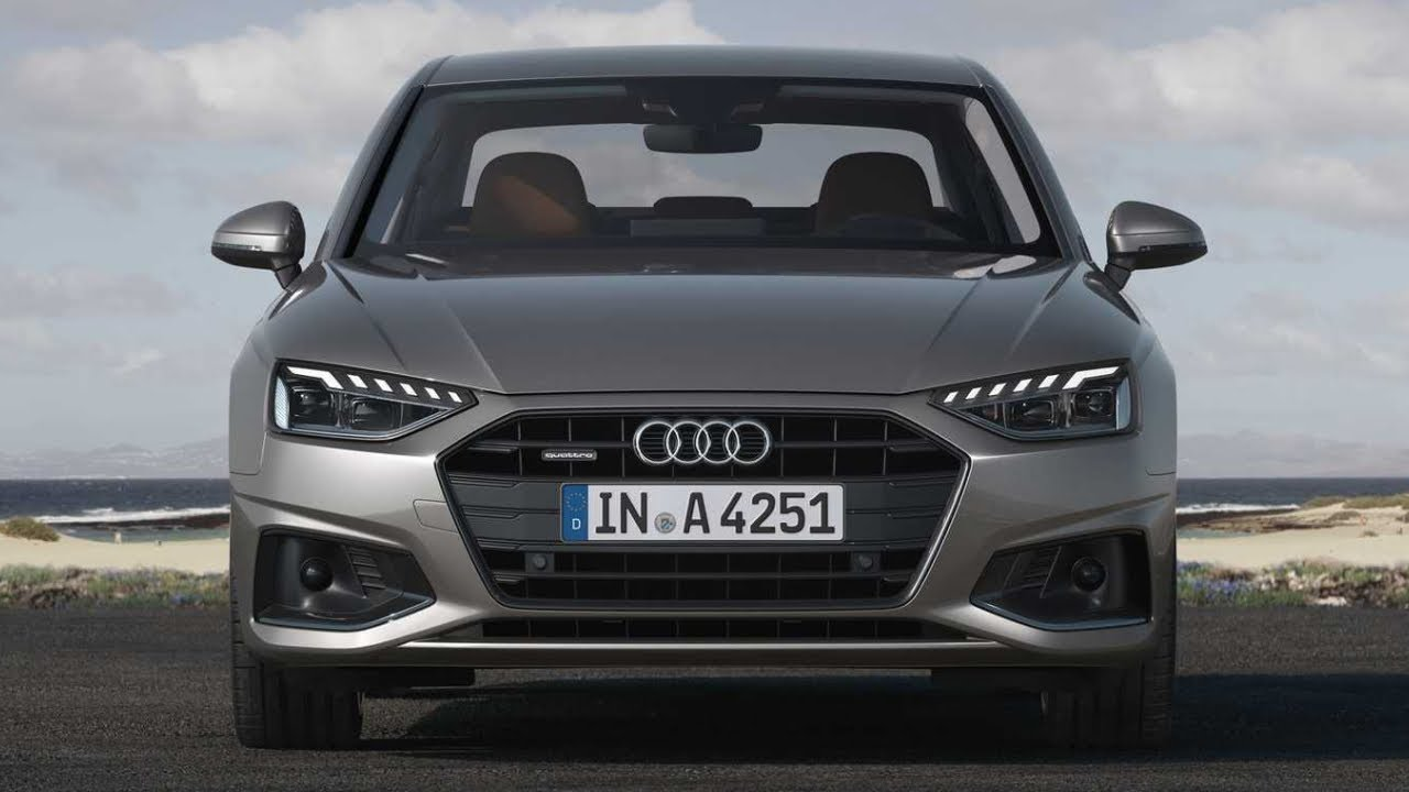 2020 Audi A4 Release Date, Interior, Facelift, And Price >> 2020 Audi A4 Quattro Unveiled