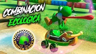 LA COMBINACIÓN ECOLÓGICA DE MARIO KART 8 DELUXE | Nintendo Switch