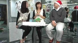 月イチ★central TV 第8回「久保順子&津江輝美」01