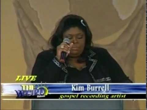Kim Burrell sings I NEED A MIRACLE: IT IS DONE  (the best version ever)
