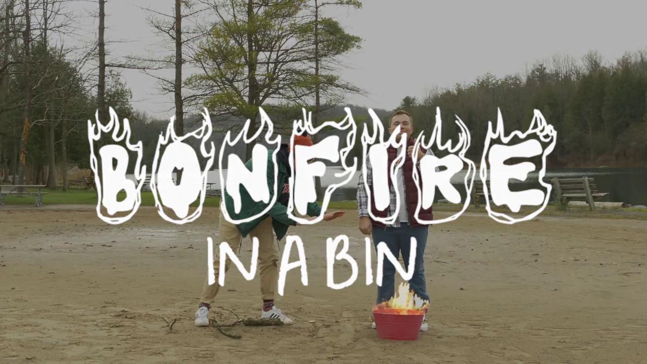 Bonfire in a Bin Promo