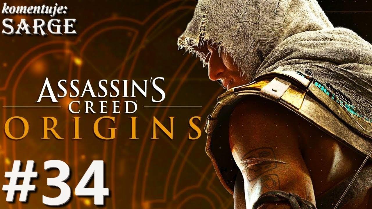 Zagrajmy w Assassin's Creed Origins [PS4 Pro] odc. 34 – Piramidy w Gizie