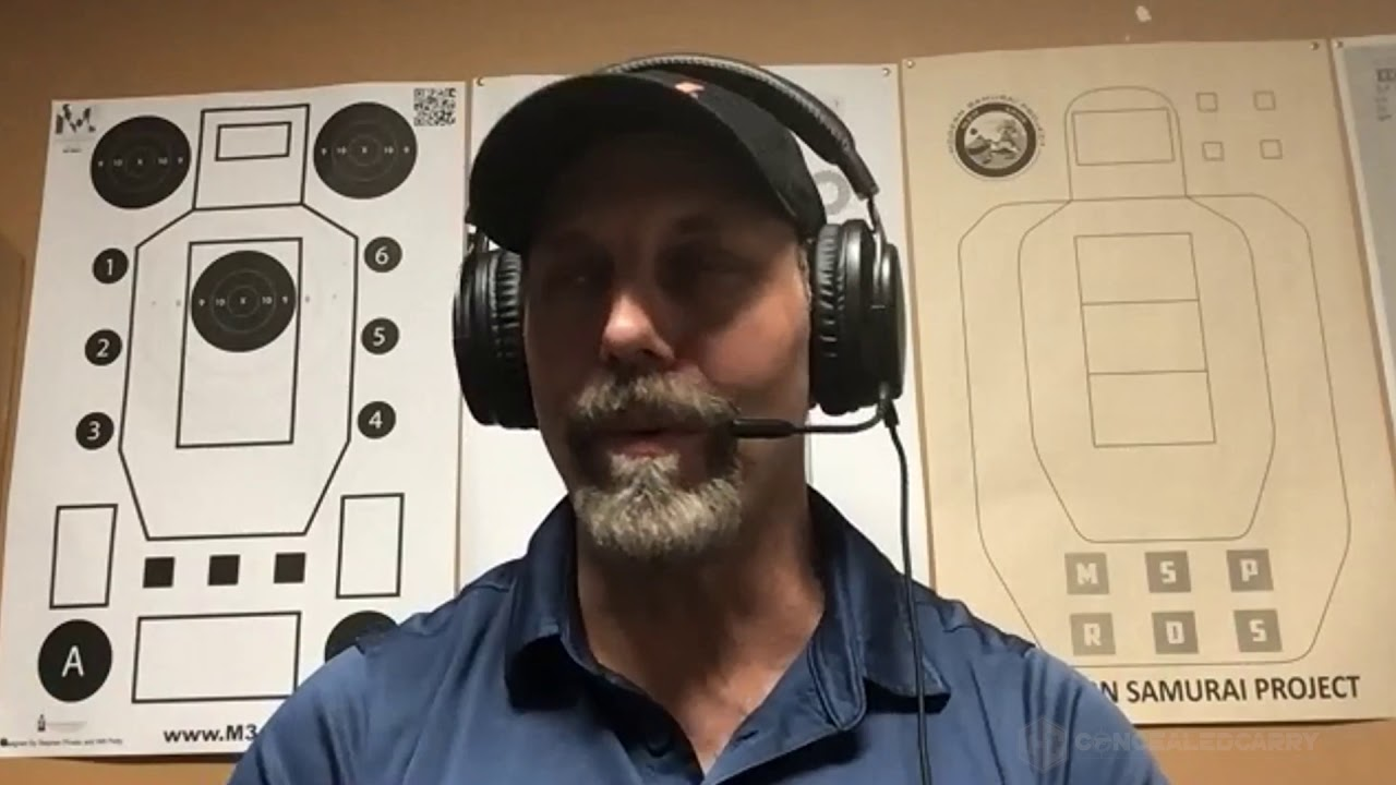 Brian Hill The Complete Combatant -  What A Performance Coach Would Tell The Gun Industry