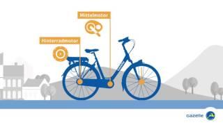 Gazelle E-Bike: Wie funktioniert ein Elektro-Fahrrad?