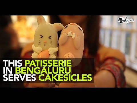 Cute Cakesicles In Bengaluru | Curly Tales