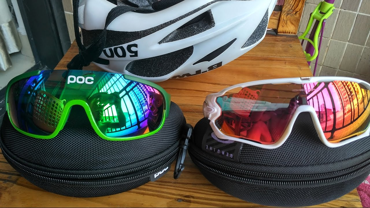 c8b47ae1b0 Oakley Jawbreaker vs POC Do Blade