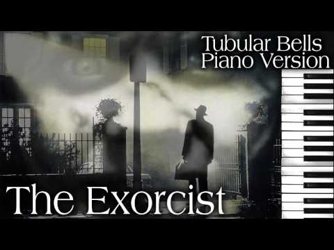 The Exorcist Theme (Tubular Bells) Piano Version -Mike Oldfield