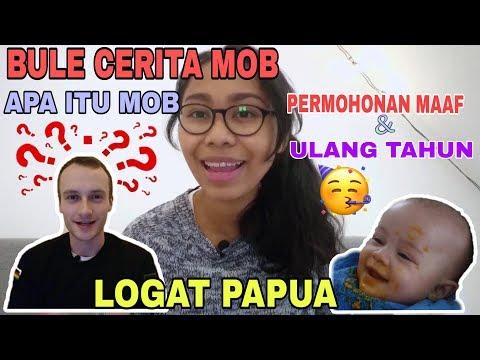 BULE CERITA MOB | BELAJAR LOGAT PAPUA PART 2