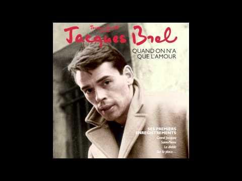 Jacques Brel - Le Diable (ça va)