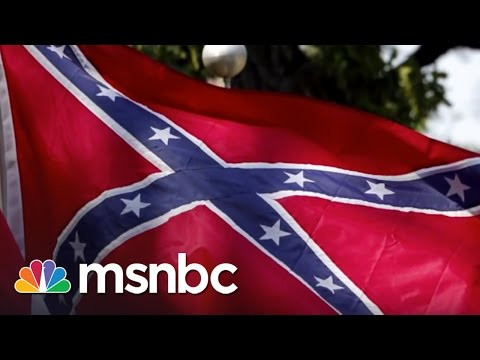 The Real History Of The Confederate Flag | Msnbc