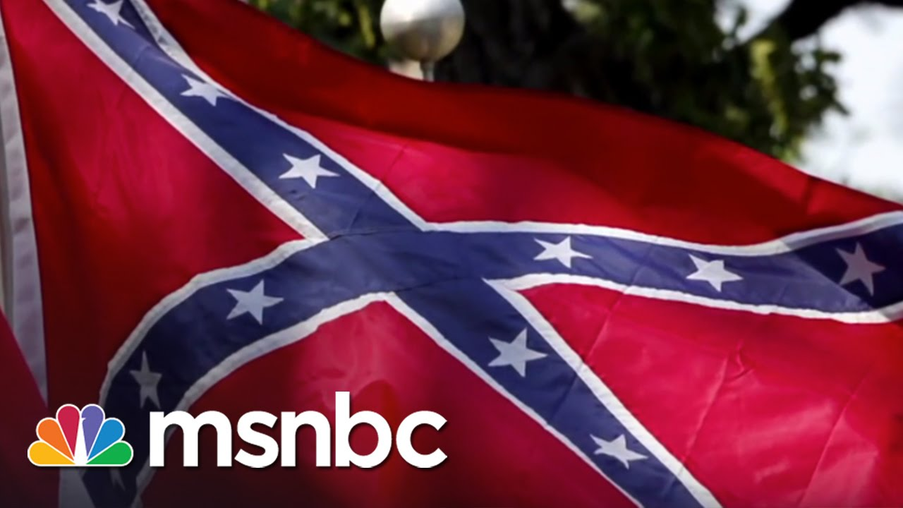 The real history of the confederate flag msnbc youtube biocorpaavc