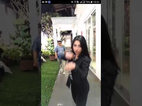 Dewi Persik Di Bigo Live
