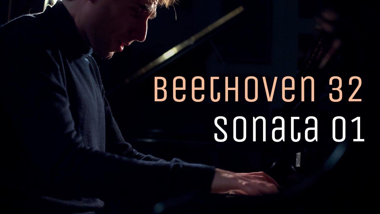 貝多芬誕辰 250 週年紀念特輯《貝多芬三十二計畫》