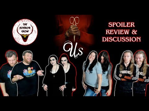 """Us"" 2019 Spoiler Review & Discussion - The Horror Show"