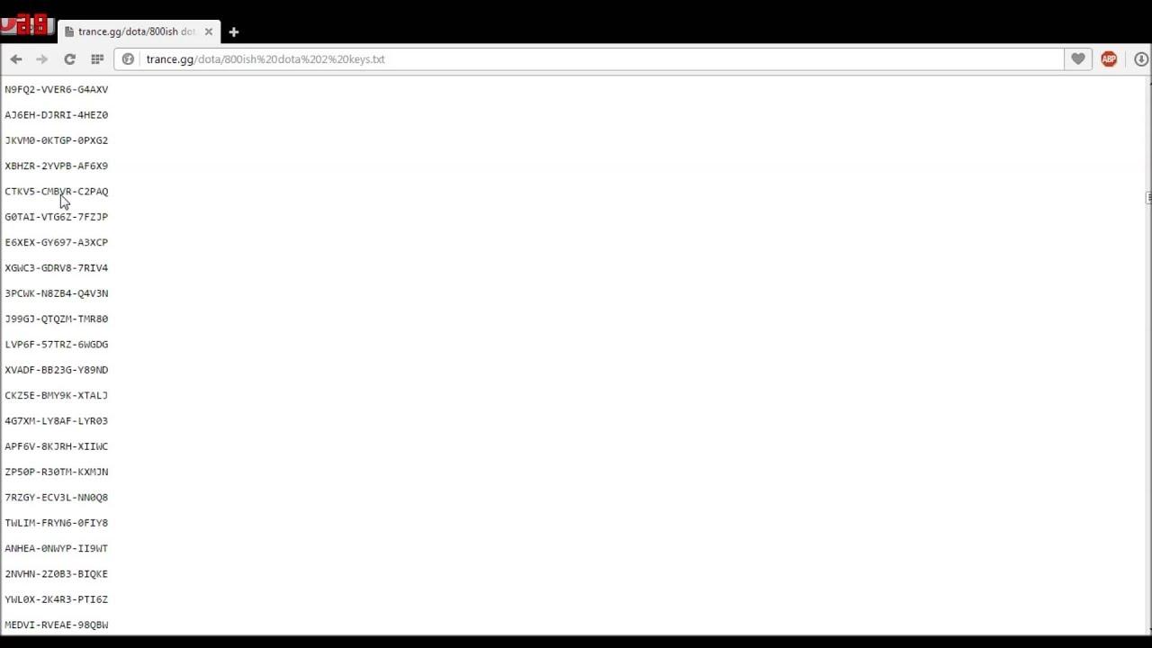 dota 2 free keys giveaway youtube