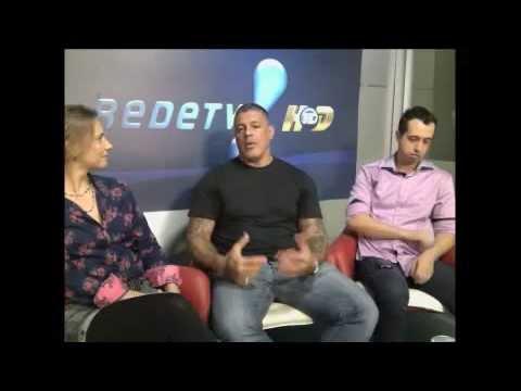 Videochat: Alexandre Frota participa de videochat no Portal da RedeTV! (1)