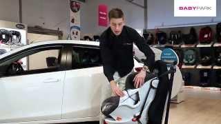 Römer King II LS autostoel | Review