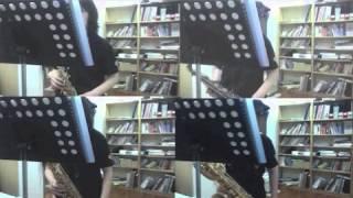 Cowboy Bebop Sax Quartet