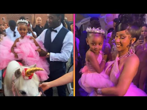 Cardi-B-Throws-OVER-THE-TOP-3rd-Birthday-Party-for-Daughter-Kulture