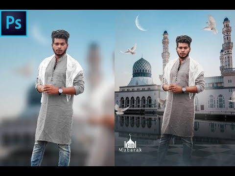 EID Special 2019 - Photoshop Manipulation Tutorial - By Sony Jackson thumbnail