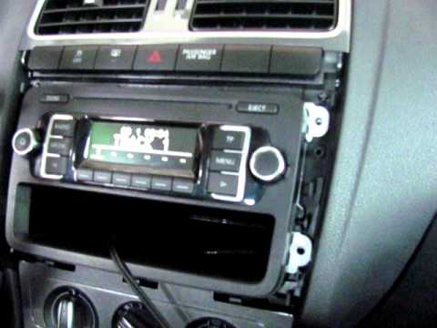 aux in vw rcd 210 youtube. Black Bedroom Furniture Sets. Home Design Ideas
