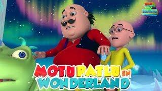 Motu Patlu In Wonderland | Movie | Most Popular Movies For Kids | WowKidz Movies