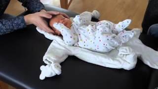 Детская остеопатия. Остеопатия Украина. Ерохов Р.А.