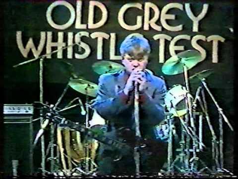 Adrian Borland & The Sound   New Dark Age Old Grey Whistle Test 1981