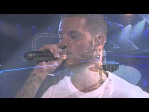 Matt Pokora - Through The Eyes (Live)
