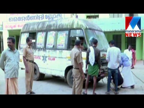 Authorities negligence on Kottarakkara Ambulance service    Manorama News