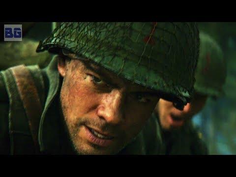Call of Duty. WWII. O Filme Dublado