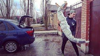 видео Тюнинг Лада Калина в спортивном стиле своими руками. Тюнинг лады калины