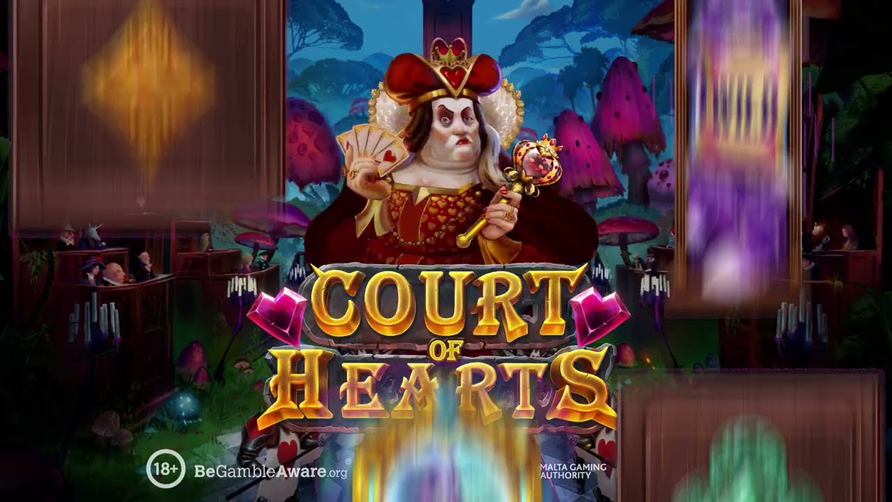 Court of Hearts Slot Play Free ▷ RTP 96.3% & High Volatility video preview