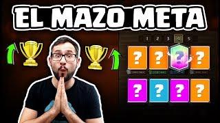EL MEJOR MAZO DEL META, ¡VALE PARA TODO!   Malcaide Clash Royale