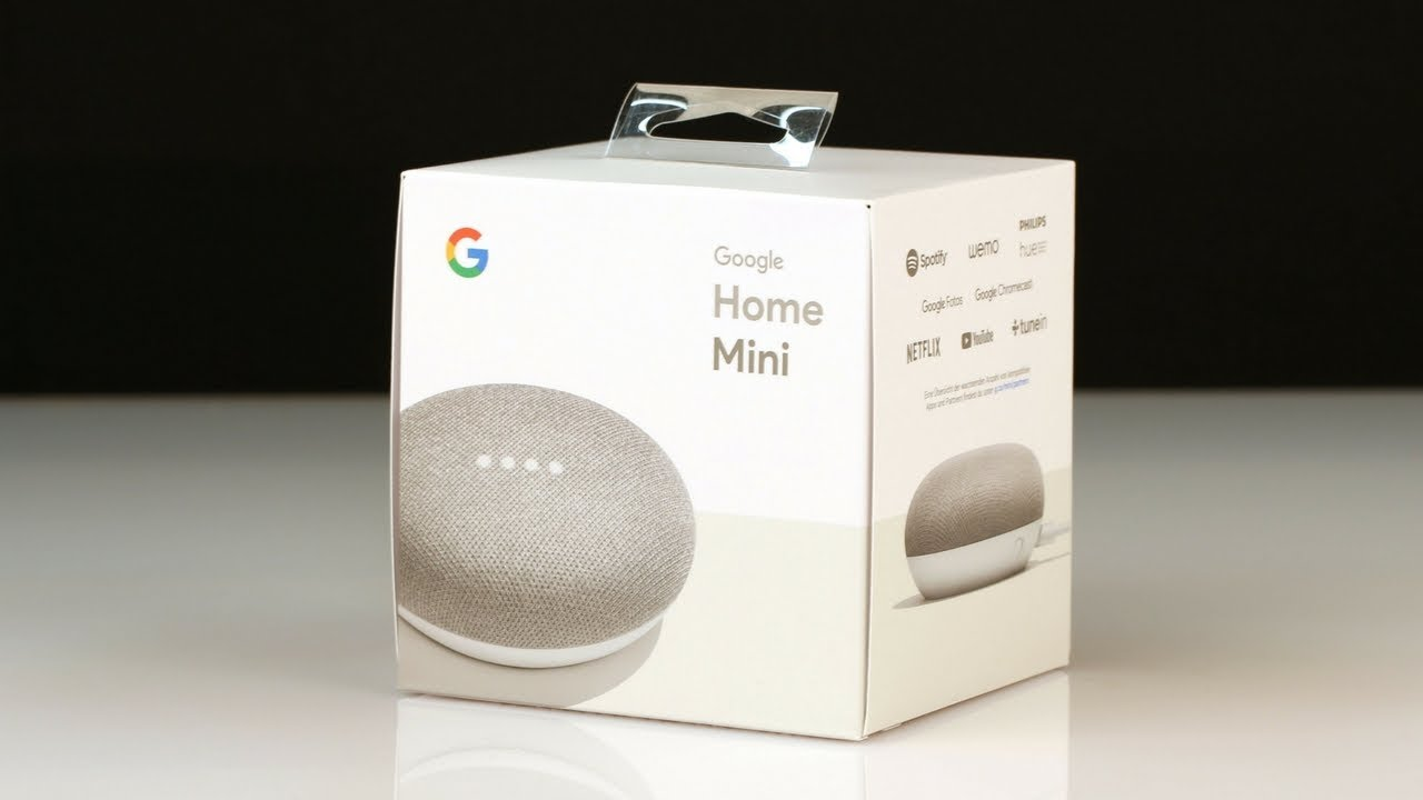 Demontage google home mini youtube for Google home mini