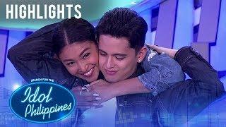 Nadine, binisita si James sa Idol Philippines | Idol Philippines 2019 Auditions