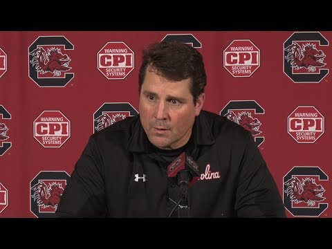 POSTGAME: Will Muschamp on Tennessee — 10/27/18
