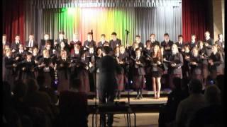 """Jar of Hearts"" by Christina Perri - Duke of York's Royal Military School Choir"